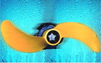 YS-DQ型低速潜水推流搅拌器