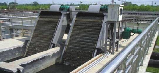YSGS系列机械格栅除污机